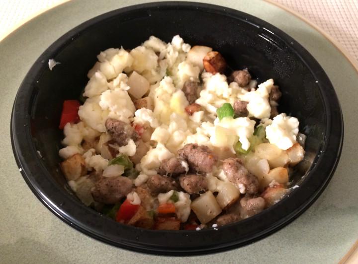 Good Food Made Simple Turkey Sausage Scramble Bowl