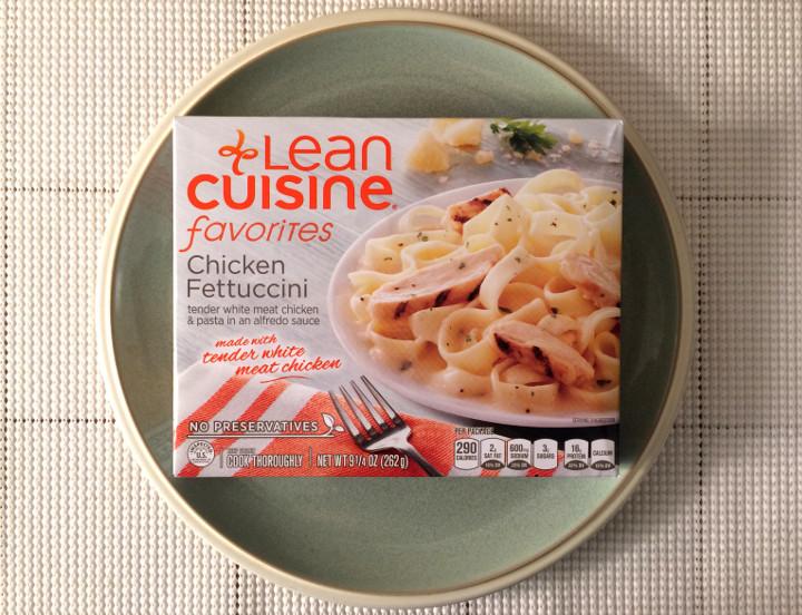Lean Cuisine Chicken Fettuccini