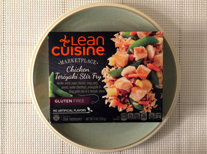Lean Cuisine Chicken Teriyaki Stir Fry