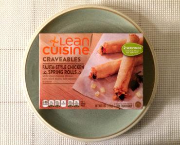 Lean Cuisine Fajita-Style Chicken Spring Rolls