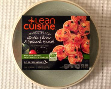 Lean Cuisine Ricotta Cheese & Spinach Ravioli