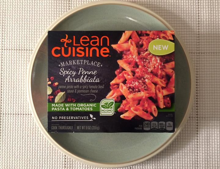 Lean Cuisine Spicy Penne Arrabbiata