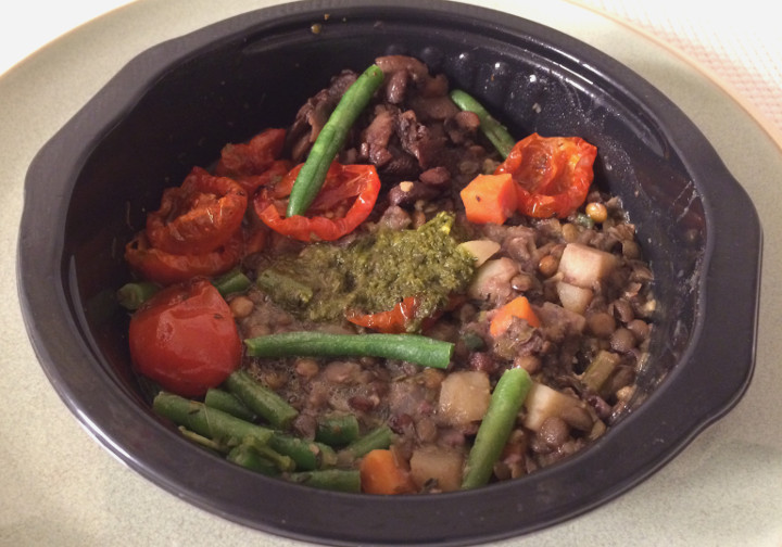 Sweet Earth Lentils Provencal