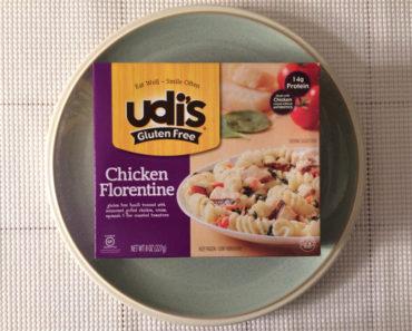 Udi's Chicken Florentine