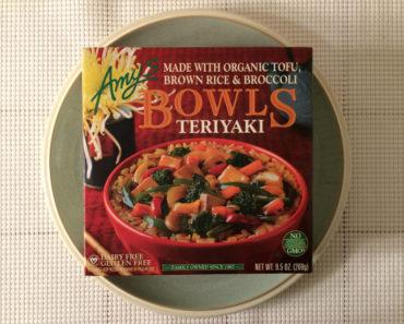 Amy's Teriyaki Bowl