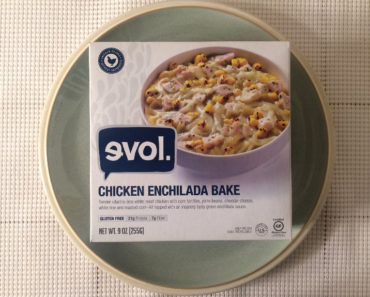 Evol Chicken Enchilada Bake