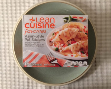 Lean Cuisine Asian-Style Pot Stickers