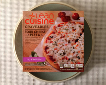 Lean Cuisine Four Cheese Pizza