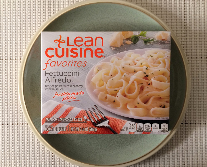 Lean Cuisine Fettuccini Alfredo