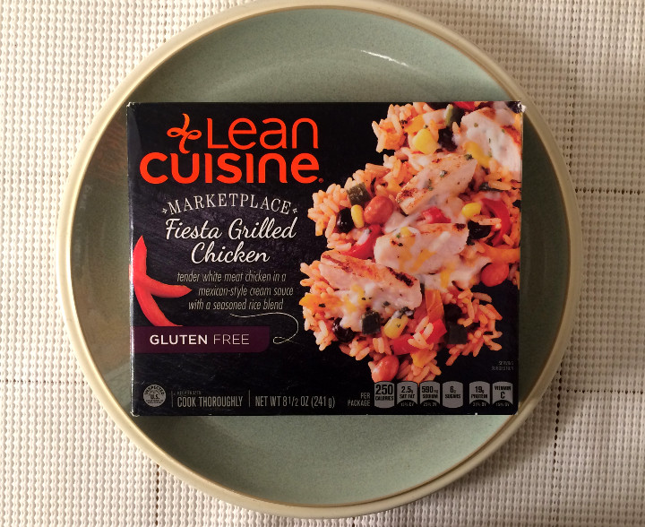 Lean Cuisine Fiesta Grilled Chicken