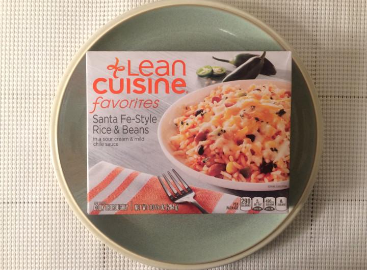 Lean Cuisine Santa Fe-Style Rice & Beans