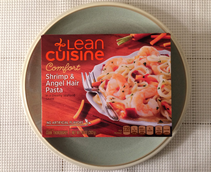 Lean Cuisine Shrimp & Angel Hair Pasta