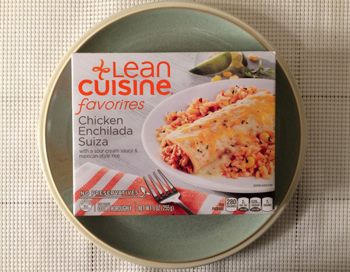Lean Cuisine Chicken Enchilada Suiza