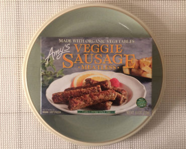 Amy's Meatless Veggie Sausages