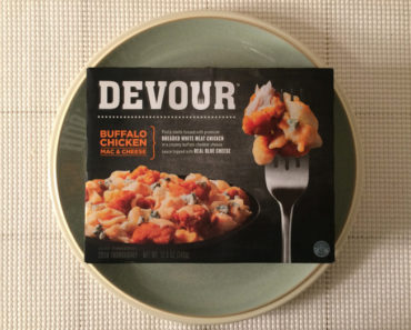 Devour Buffalo Chicken Mac & Cheese