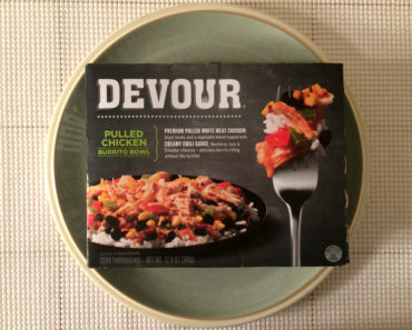 Devour Pulled Chicken Burrito Bowl