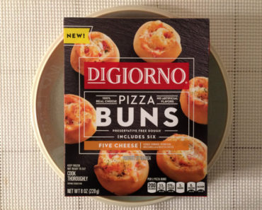 DiGiorno Five Cheese Pizza Buns