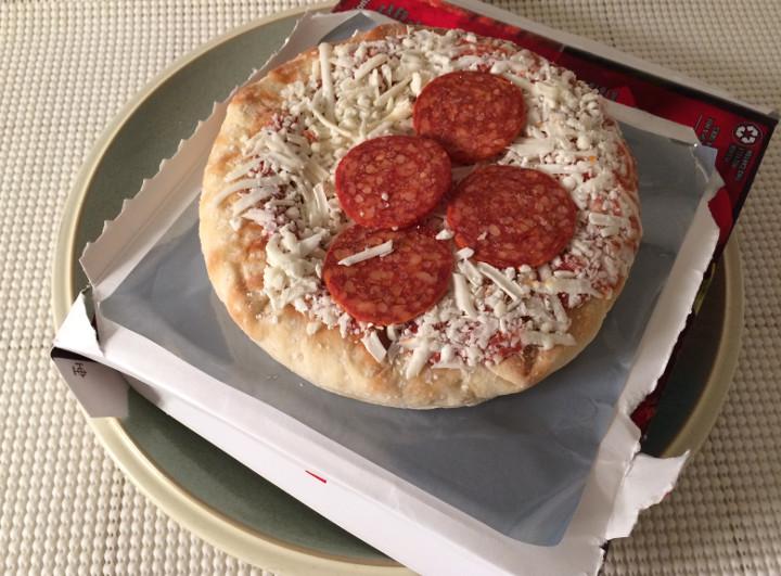 DiGiorno Stuffed Crust Pepperoni Pizza