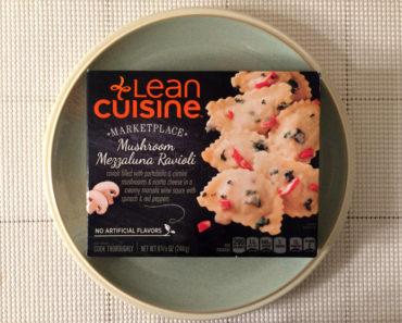 Lean Cuisine Mushroom Mezzaluna Ravioli
