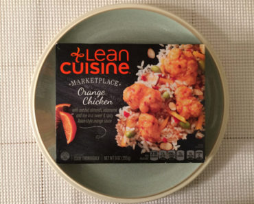 Lean Cuisine Orange Chicken