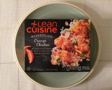 Lean Cuisine Orange Chicken