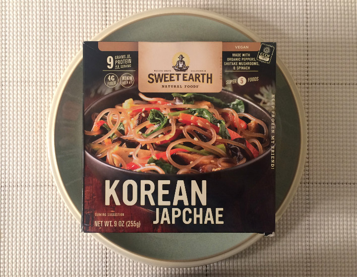 Sweet Earth Korean Japchae