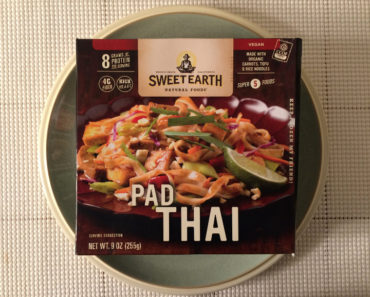 Sweet Earth Pad Thai Review