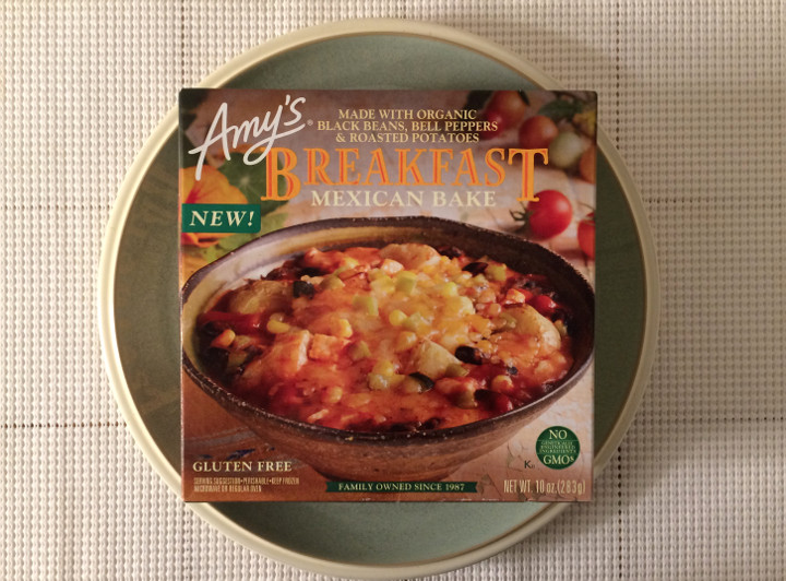 Amy's Breakfast Mexican Bake