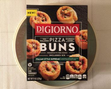 DiGiorno Italian Style Supreme Pizza Buns