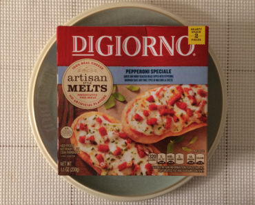 DiGiorno Pepperoni Speciale Artisan Style Melts