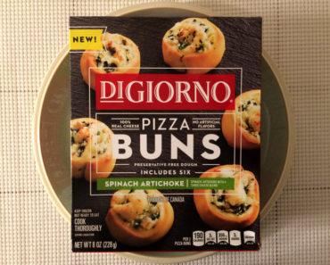 DiGiorno Spinach Artichoke Pizza Buns