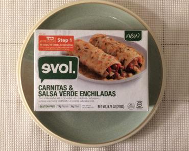 Evol Carnitas & Salsa Verde Enchiladas