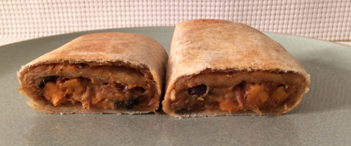 Good Food Made Simple BBQ Pulled Pork Wrap