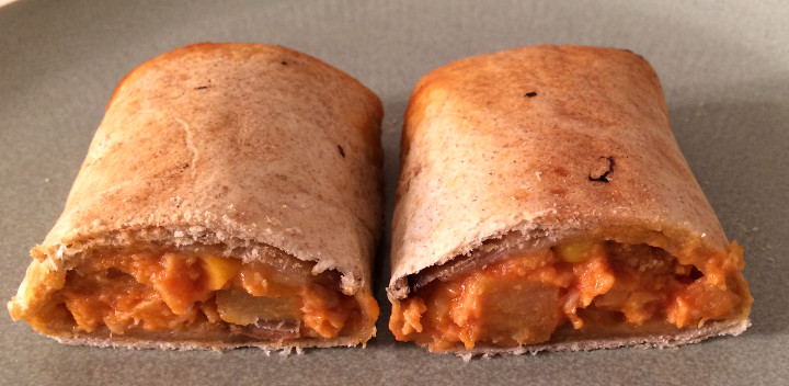 Good Food Made Simple Buffalo Style Chicken Wrap