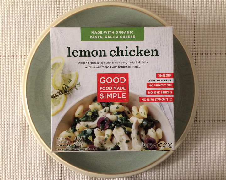 Good Food Made Simple Lemon Chicken
