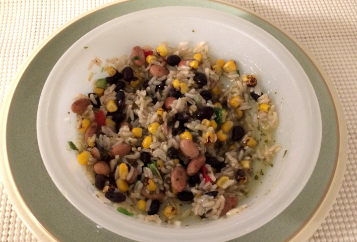 Healthy Choice Unwrapped Burrito Bowl