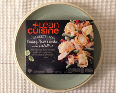 Lean Cuisine Creamy Basil Chicken with Tortellini
