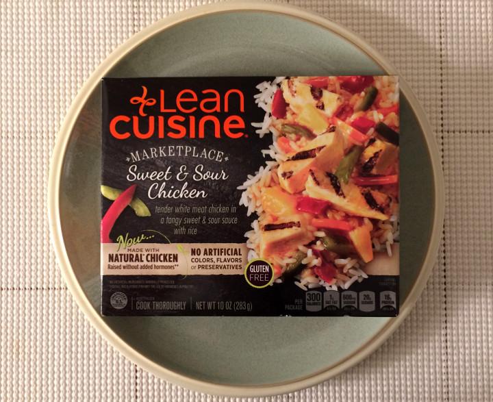 Lean Cuisine Sweet & Sour Chicken