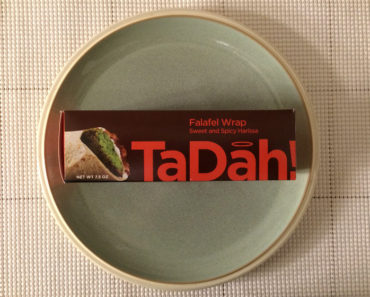 TaDah! Sweet and Spicy Harissa Falafel Wrap