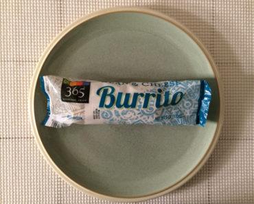 365 Everyday Value Bean & Cheese Burrito