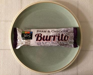 365 Everyday Value Bean & Chicken Burrito