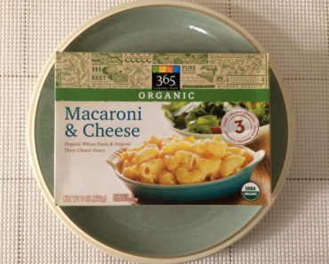 365 Everyday Value Macaroni & Cheese