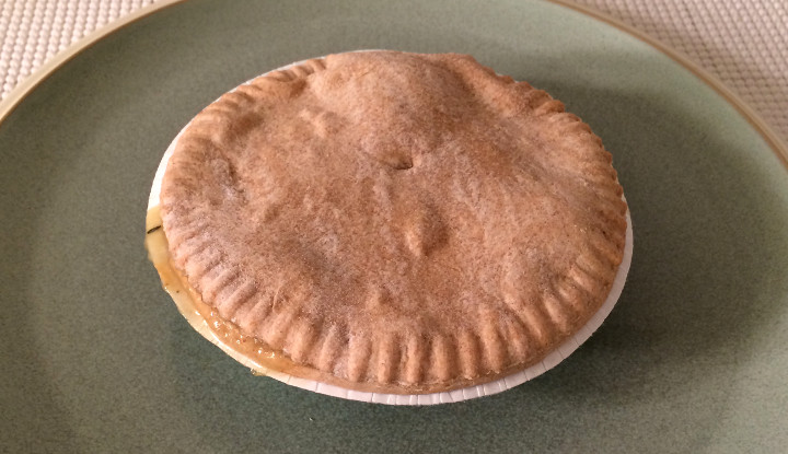 Amy's Dairy Free Vegetable Pot Pie