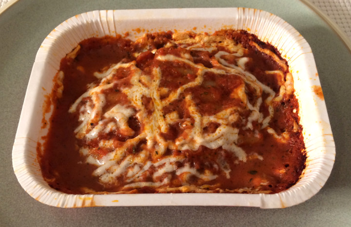 Amy's Gluten Free Dairy Free Vegetable Lasagna