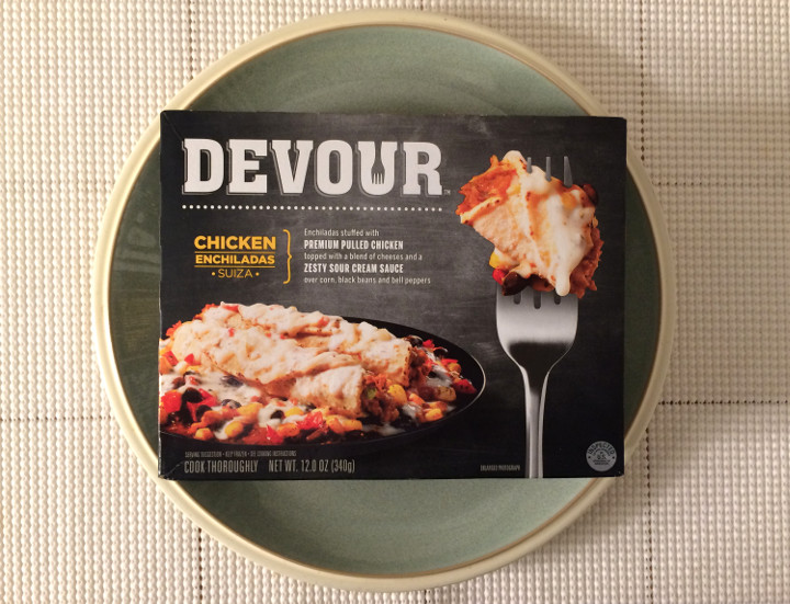 Devour Chicken Enchiladas Suiza