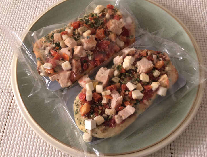 DiGiorno Chicken Bruschetta Artisan Style Melts