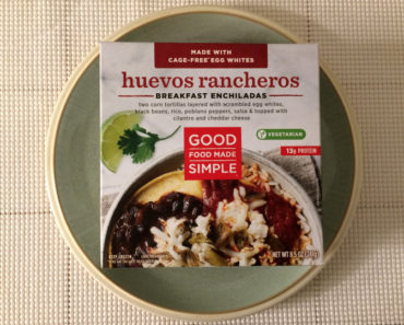 Good Food Made Simple Huevos Rancheros Breakfast Enchiladas