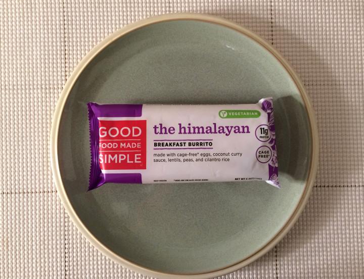 Good Food Made Simple Himalayan Breakfast Burrito
