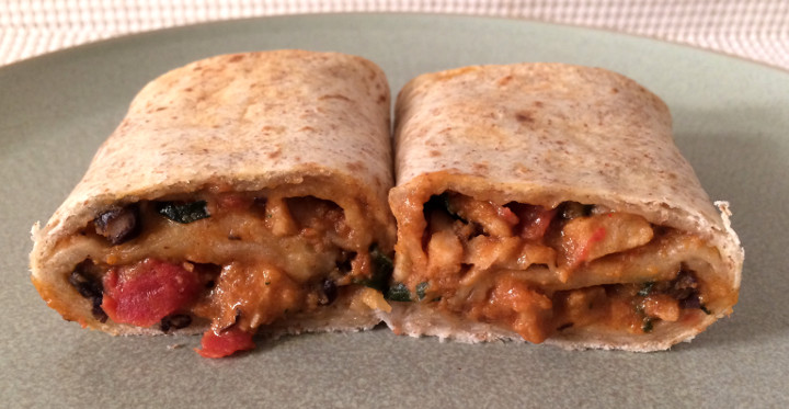Good Food Made Simple Sriracha Scramble Breakfast Burrito