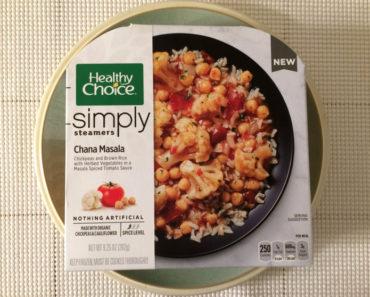 Healthy Choice Chana Masala Review